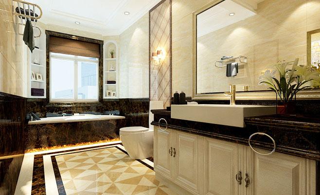 洗手间收纳
