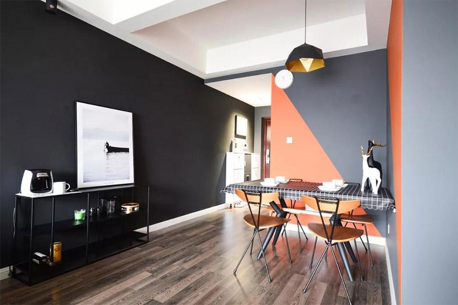 客厅地面瓷砖