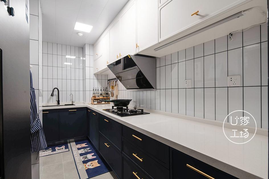 厨房装修搭配