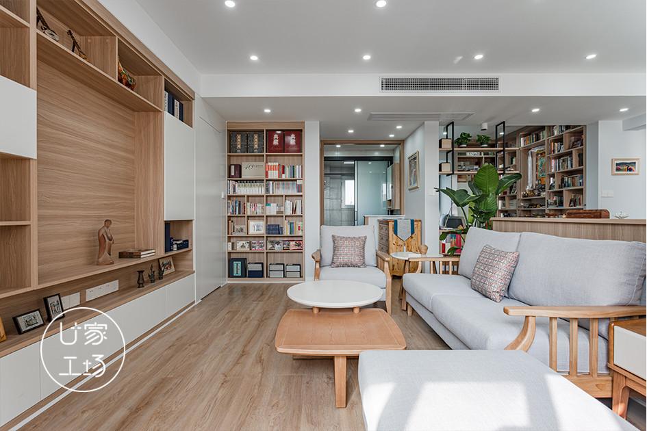 客厅地砖瓷砖铺贴