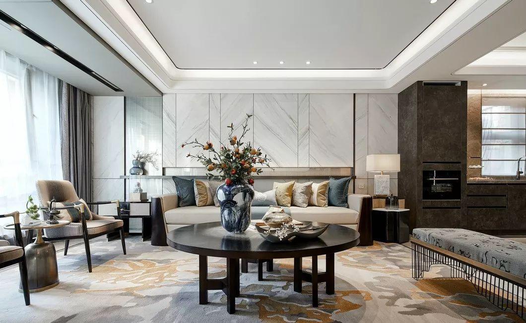 客厅软装设计搭配