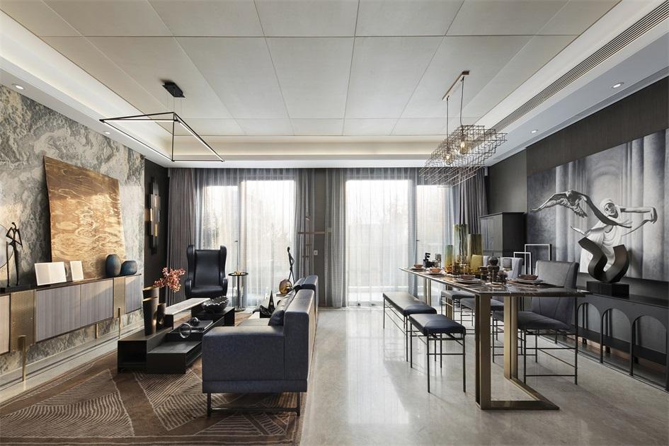 客厅主流装修风格