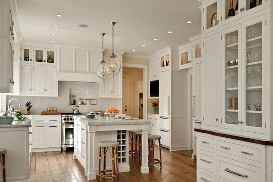厨房装修布局设计