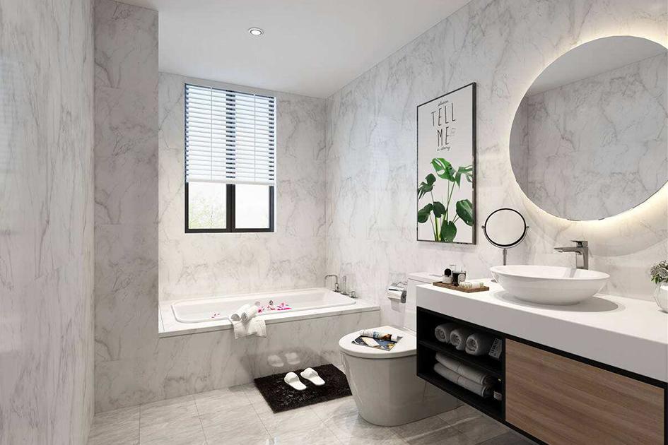 卫生间镜子怎么选