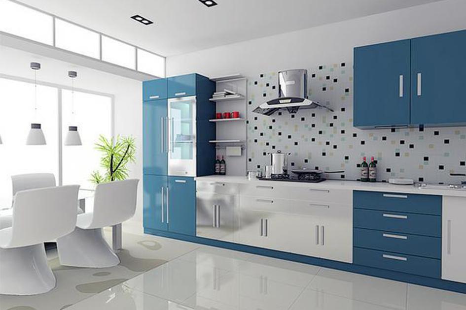 厨房定制橱柜