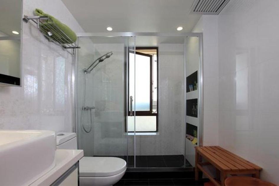 卫生间装修干湿分离