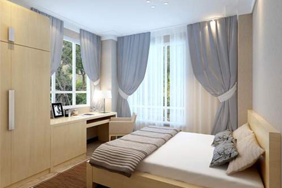 20平米的卧室怎么装修效果图