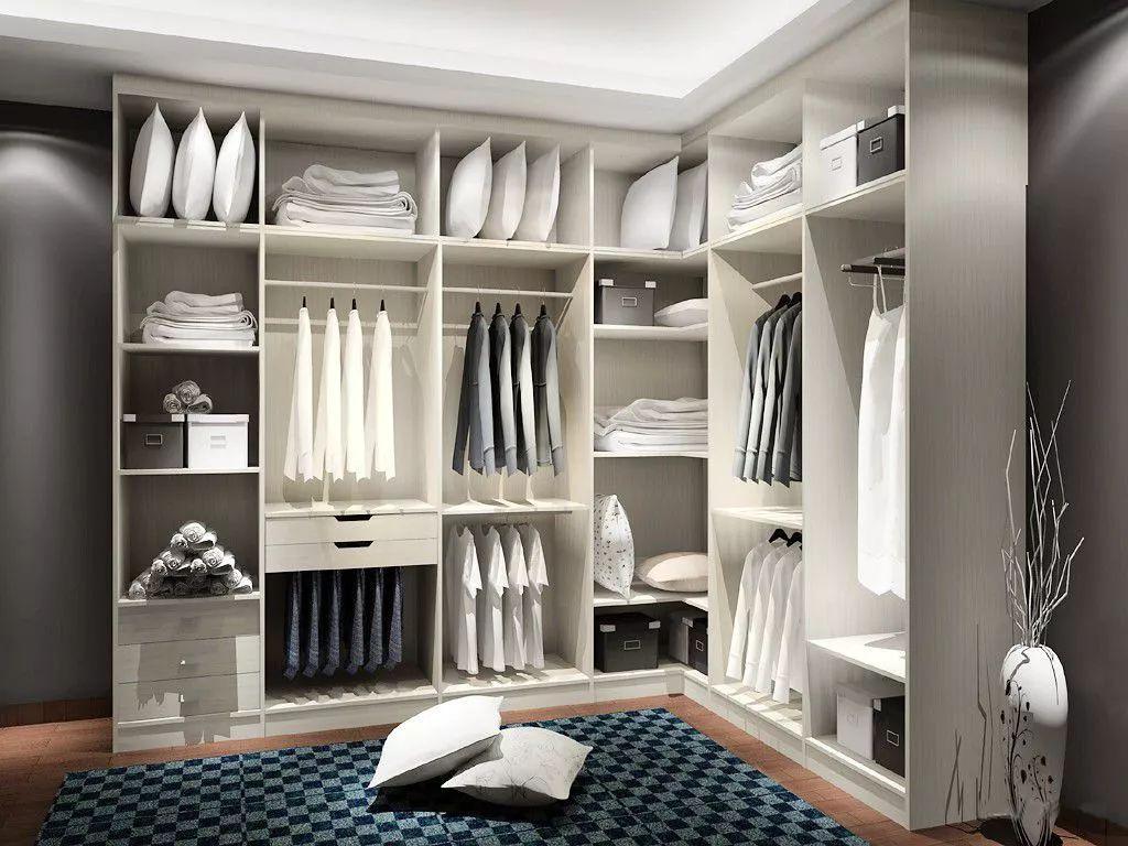 怎么定制衣柜