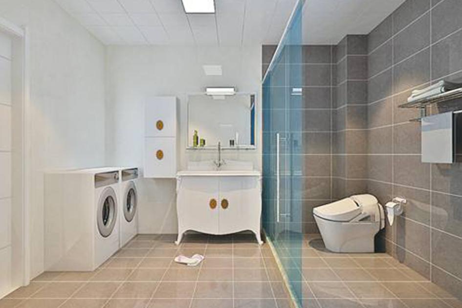 卫浴装修技巧