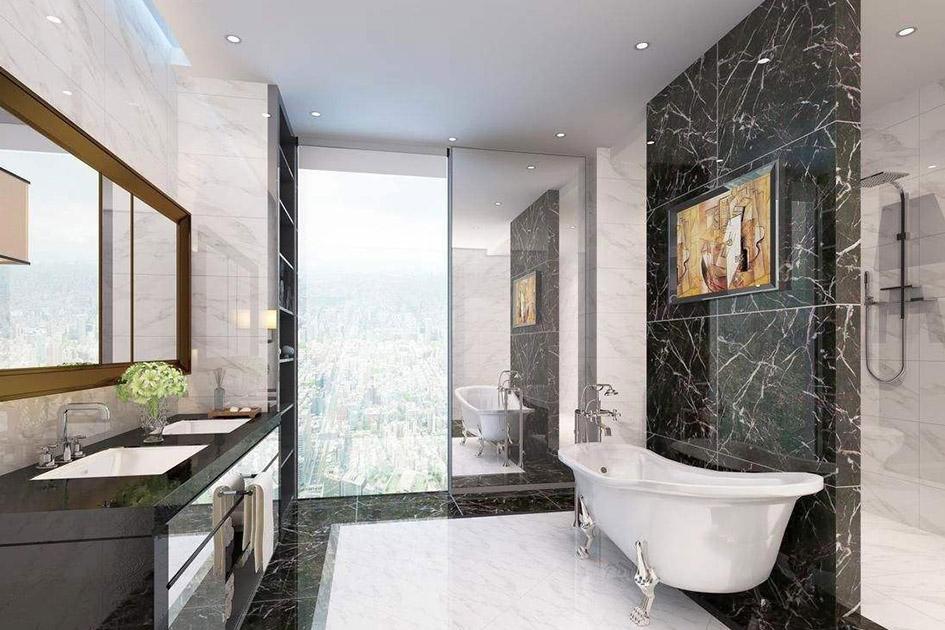 浴室瓷砖该怎么安装