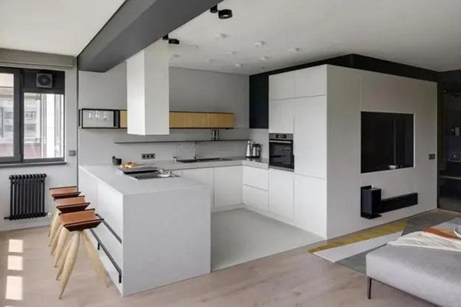 厨房装修设计重点
