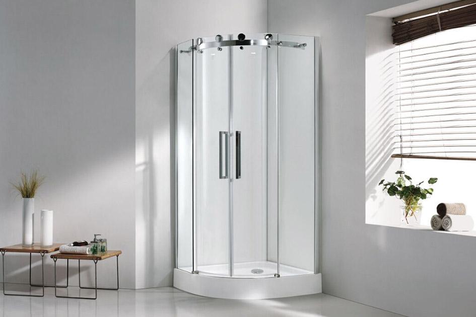 玻璃淋浴房
