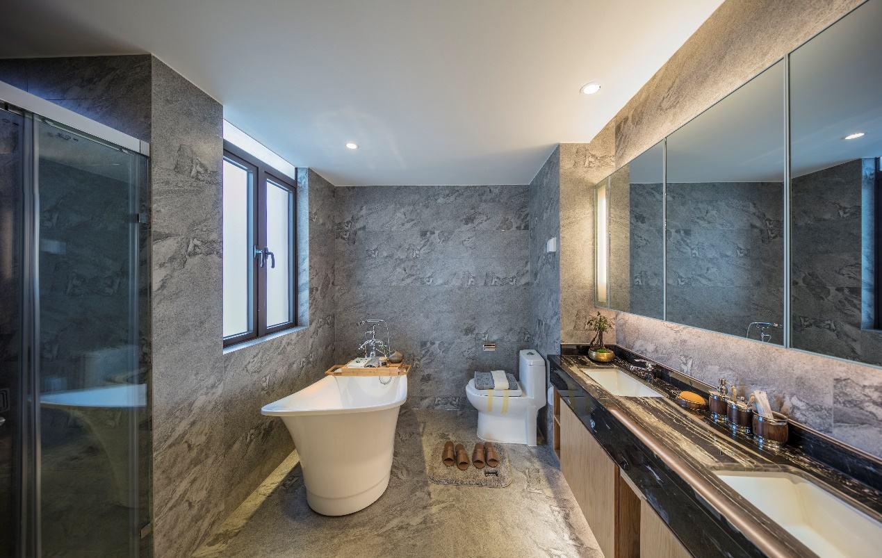 浴室还可以怎么装修