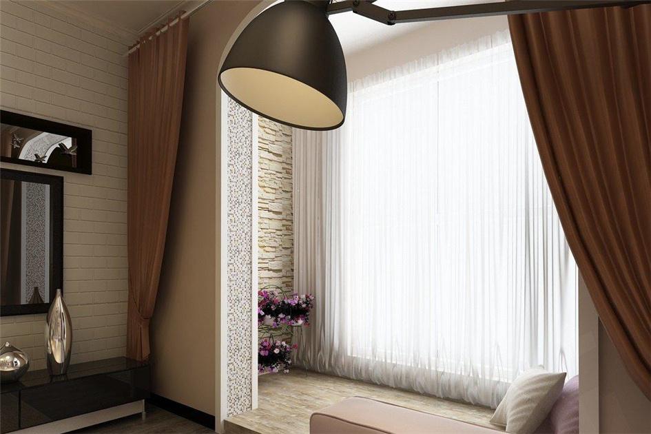 旧房怎么安装窗帘杆