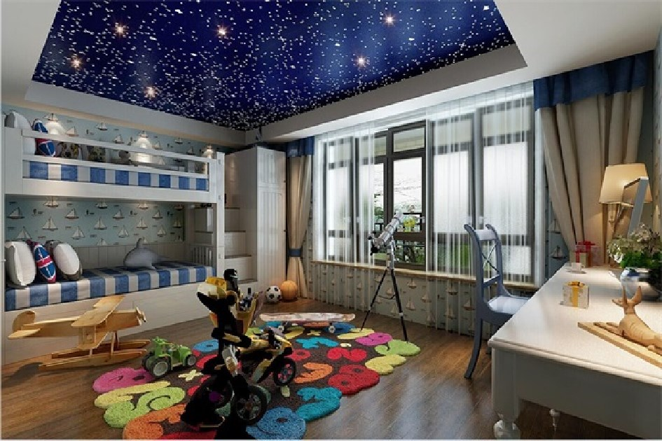 儿童房如何改造