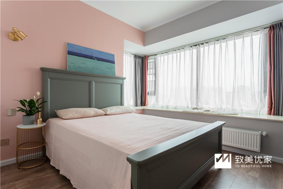 卧室墙面色彩