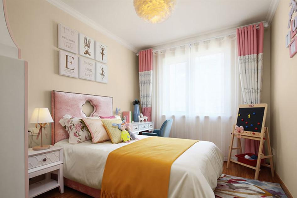 小公主卧室装修