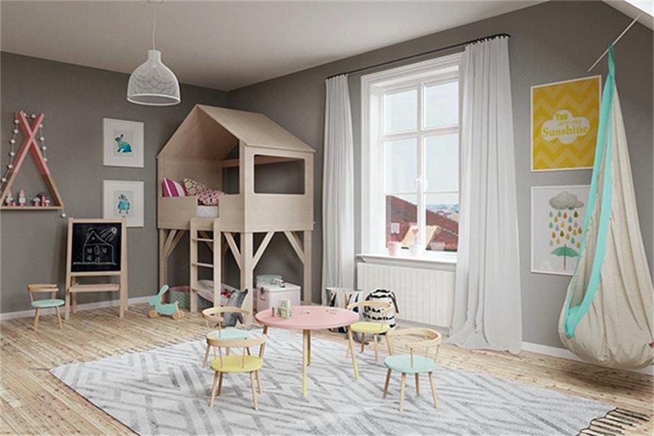 儿童房软装设计技巧