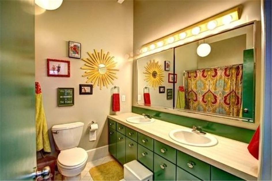 儿童浴室装修