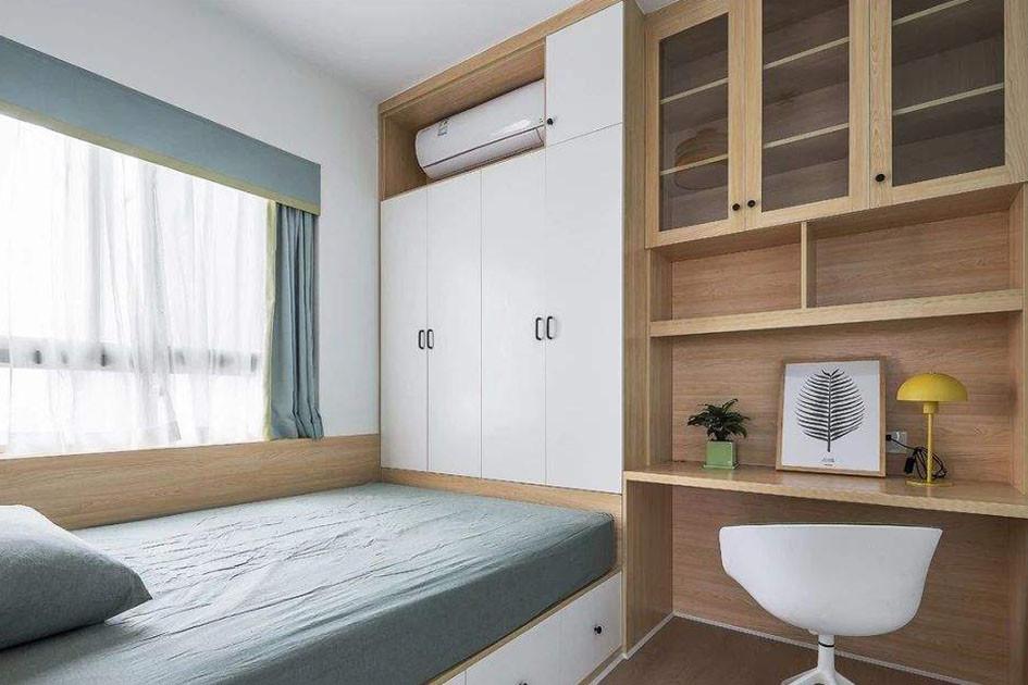 卧室翻新装修