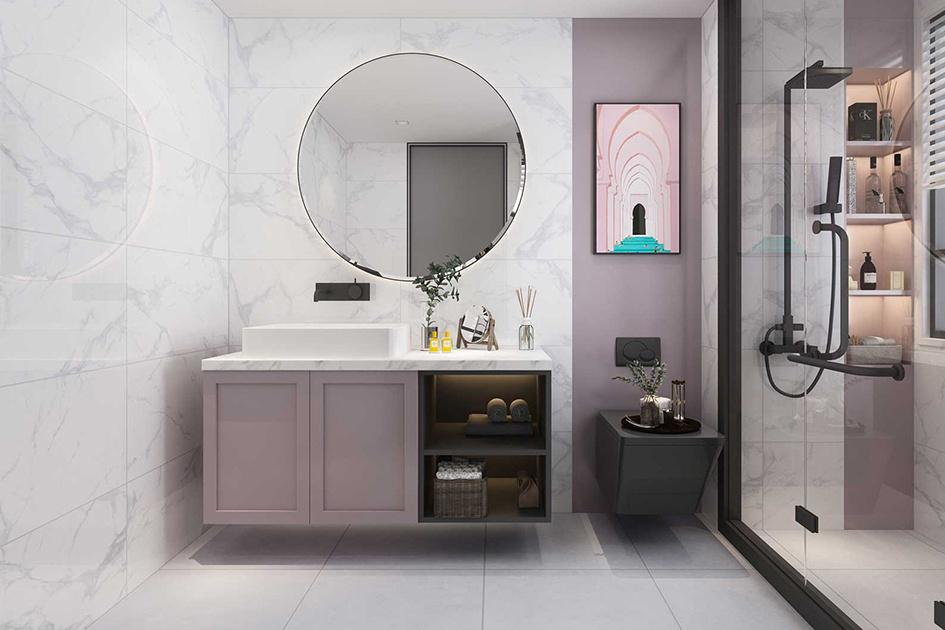 浴室柜装修