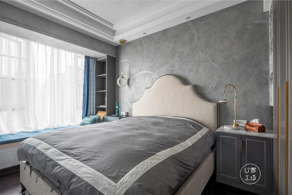 卧室怎么做色彩搭配