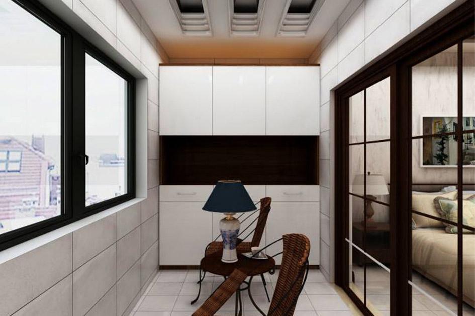 卧室阳台怎么设计好