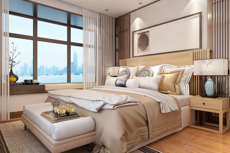 卧室软装搭配技巧