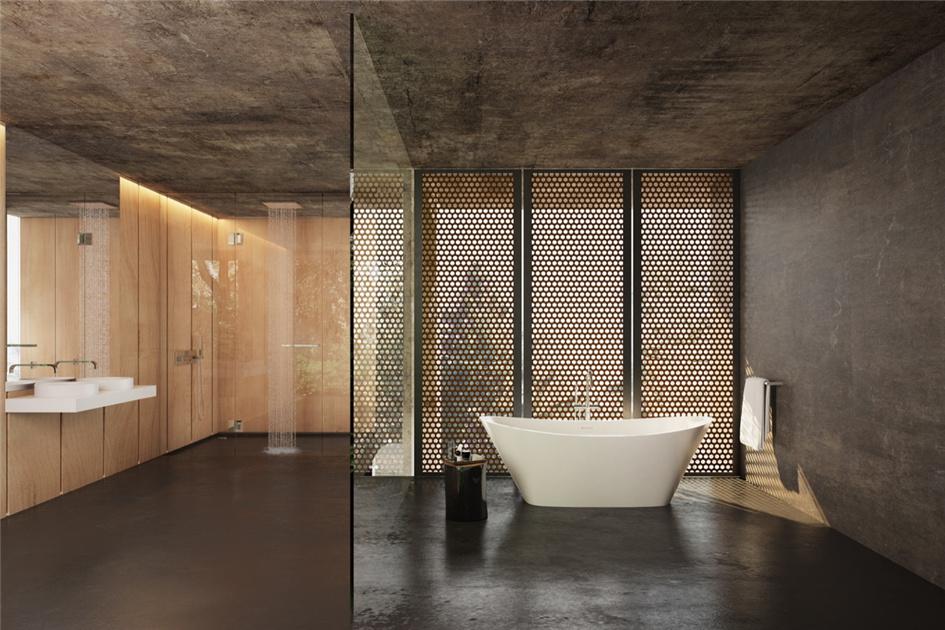 卫浴间防水重要性