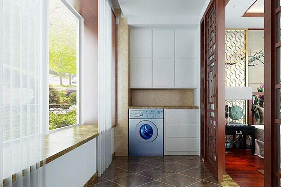 洗衣机地漏安装