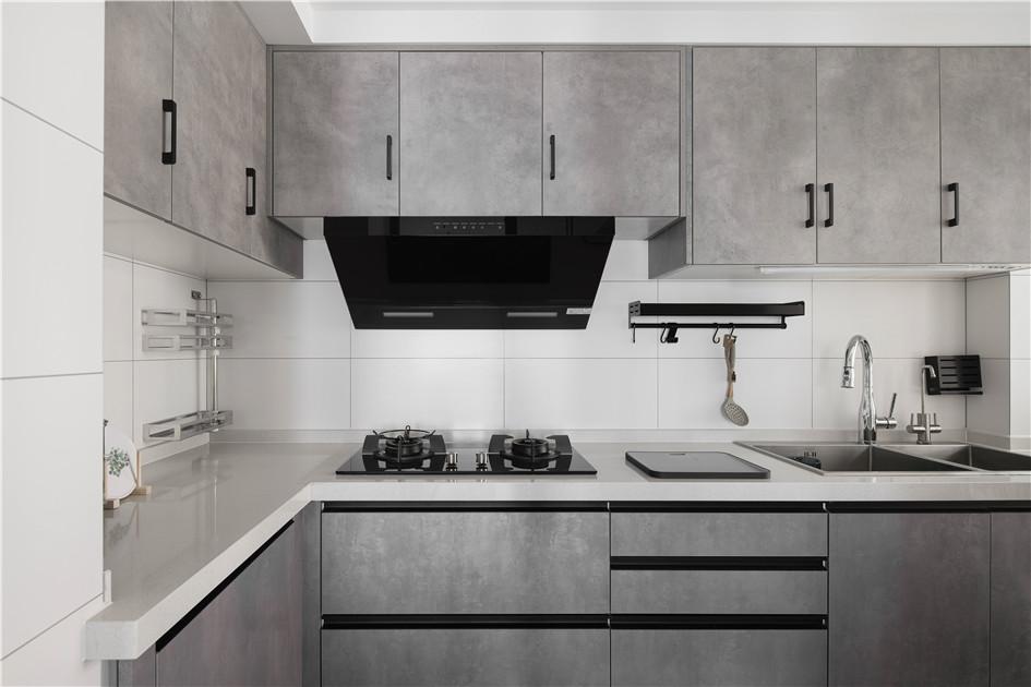 厨房装修材料设计