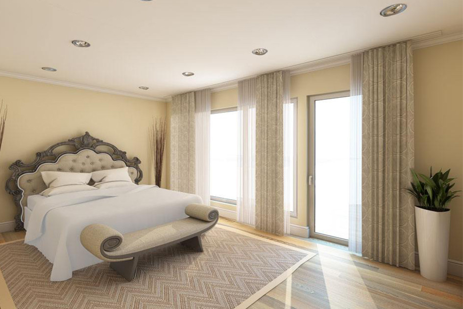 卧室地板选择