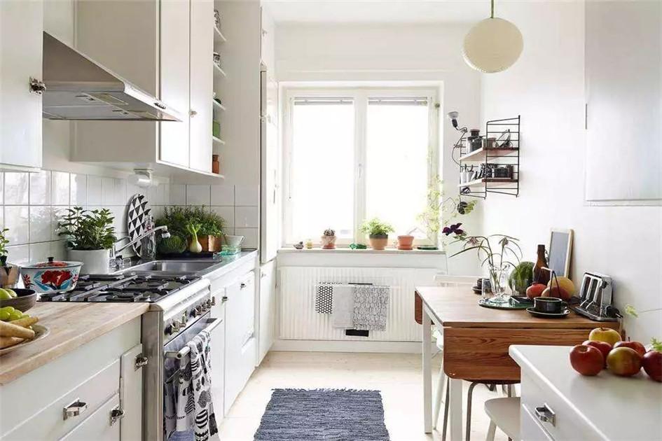 厨房怎么做软装好看