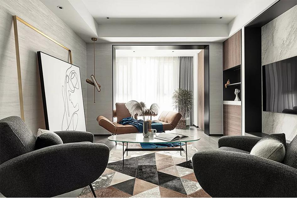 软装设计客厅