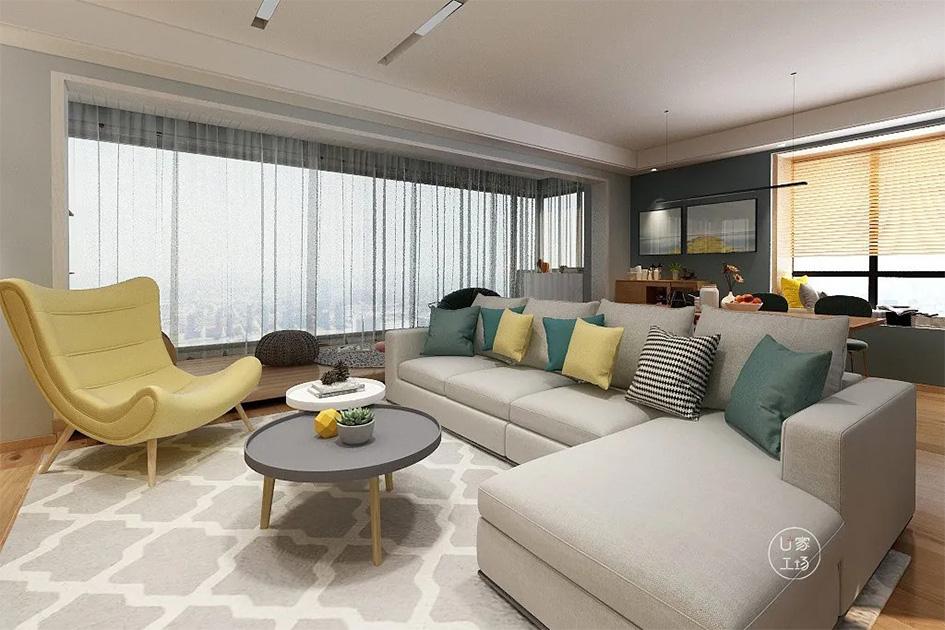客厅沙发如何搭配