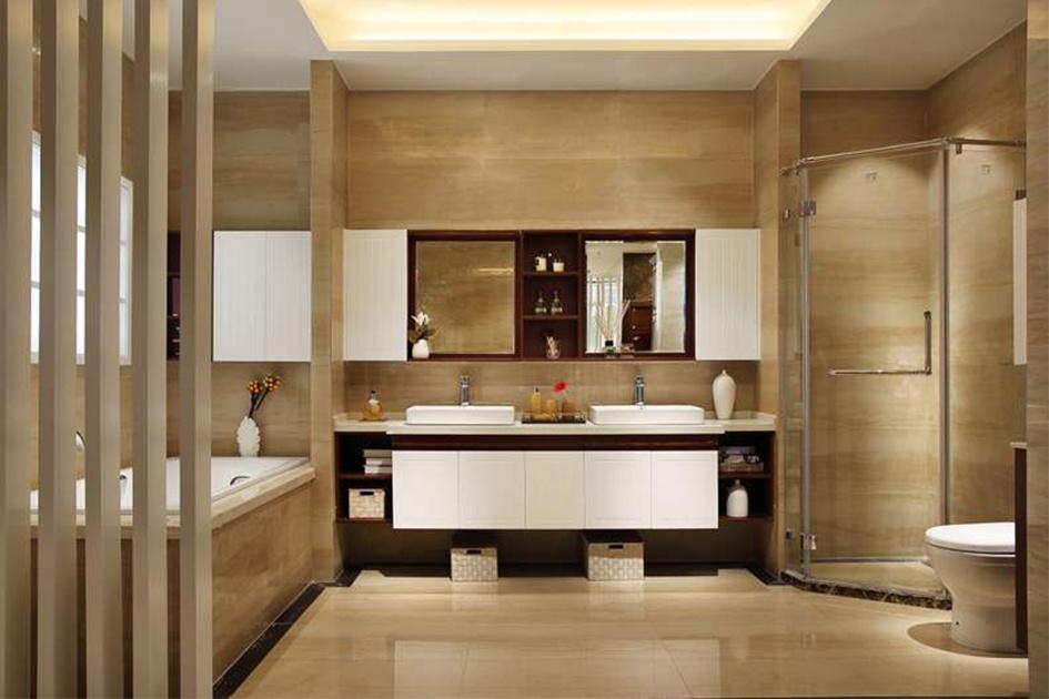 浴室怎么装修好看