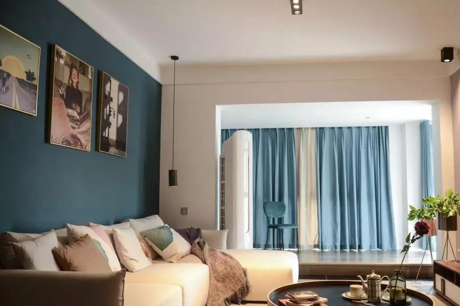 客厅墙壁色彩