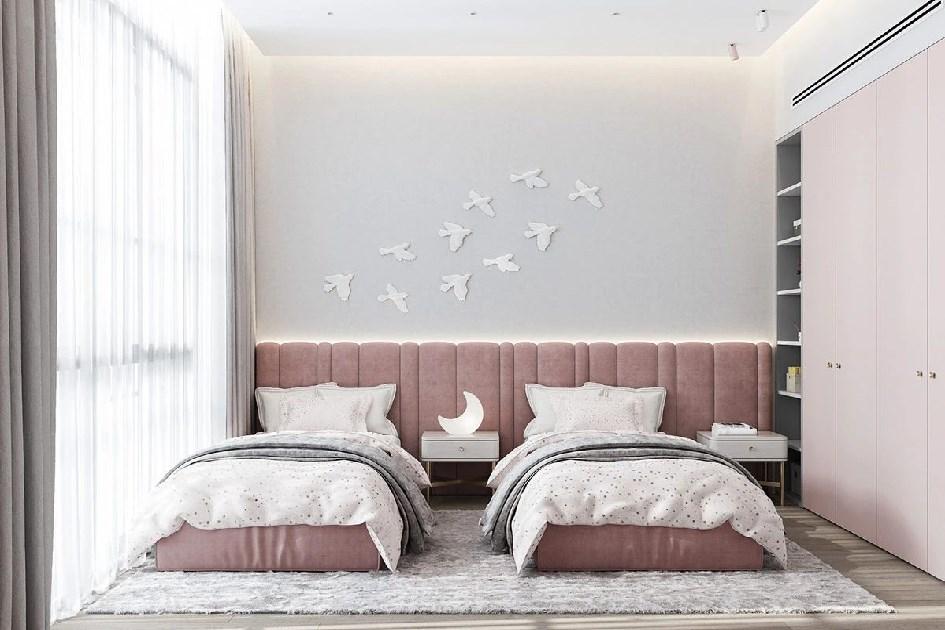 卧室壁纸选择
