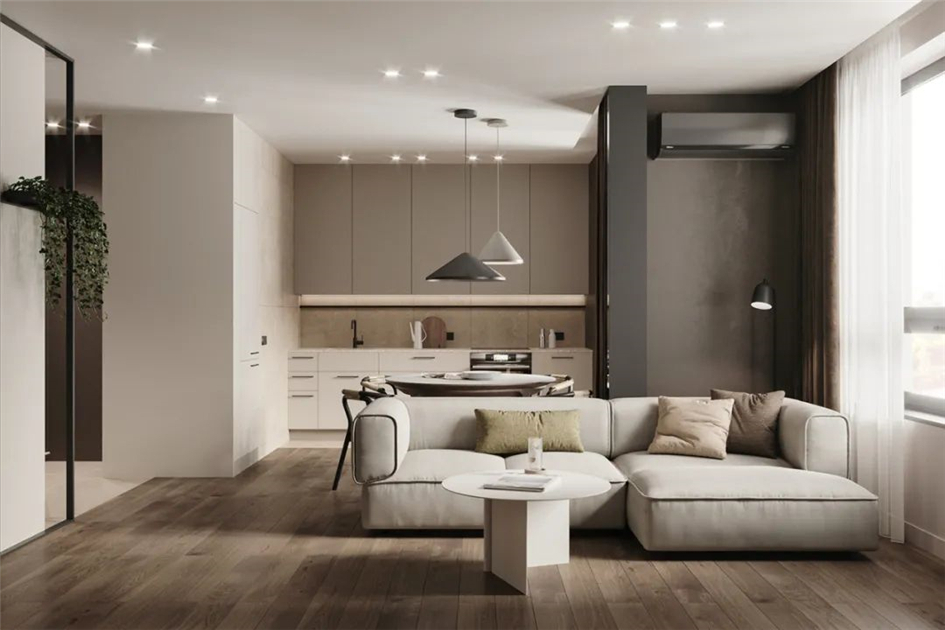 客厅瓷砖怎么装修