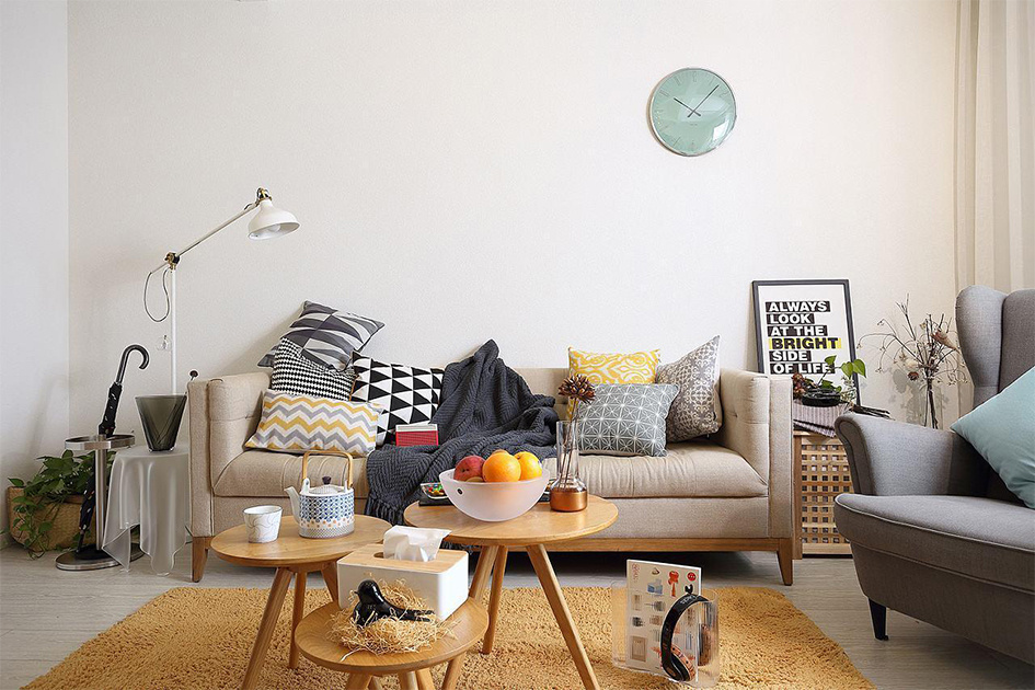 客厅沙发挂画怎么选择