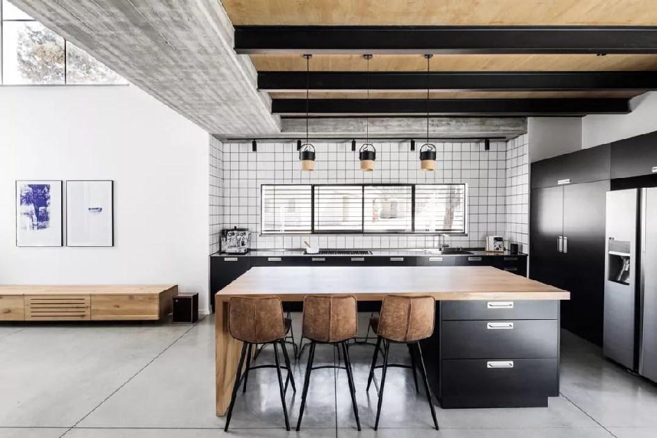厨房隔断装修设计