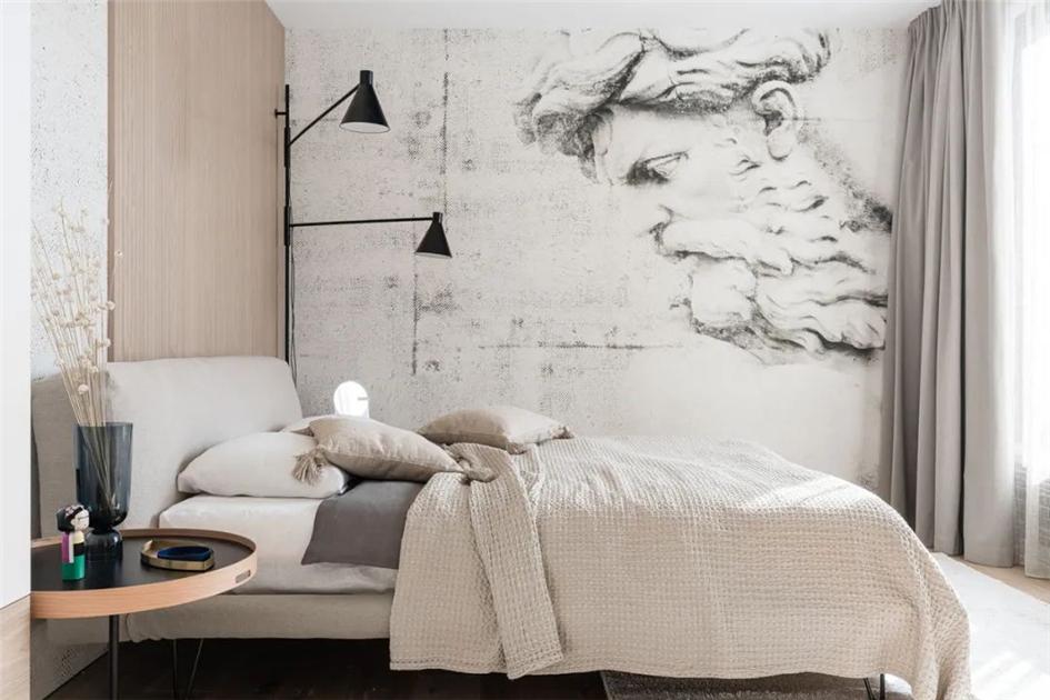 北欧卧室装修
