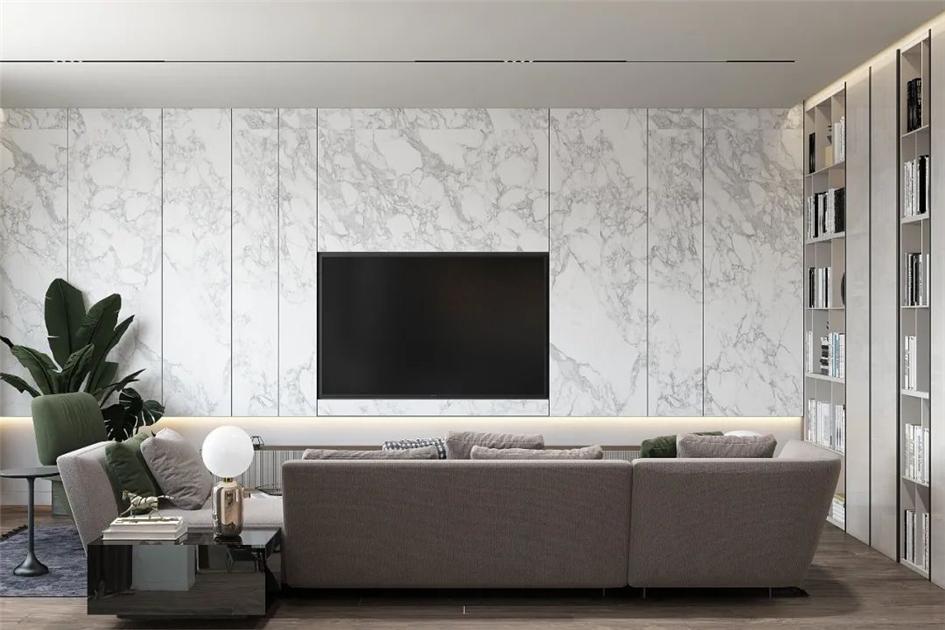 电视背景墙怎么装修