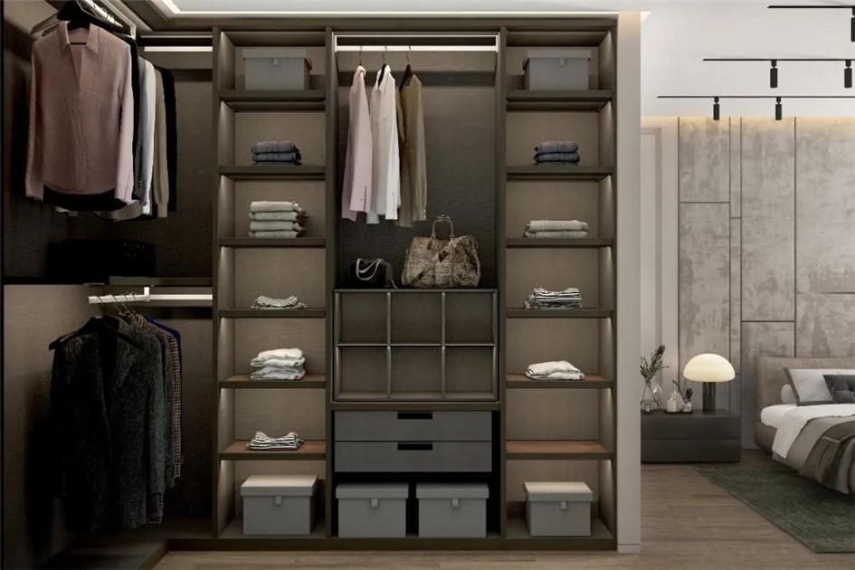 衣柜材料挑选
