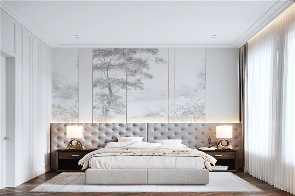 卧室地面做瓷砖好吗