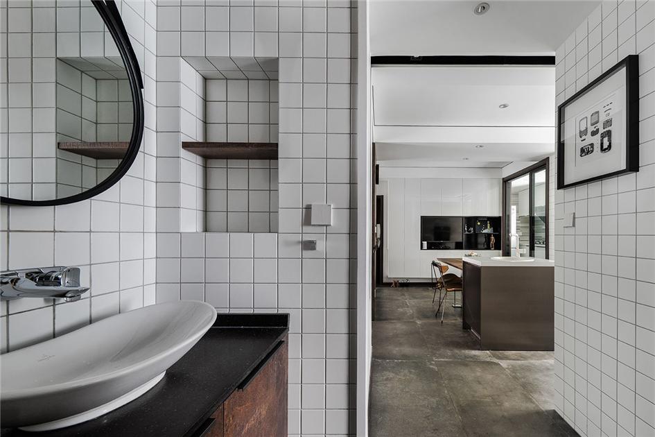 二手房改造卫生间