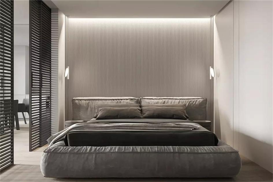 卧室窗帘选择