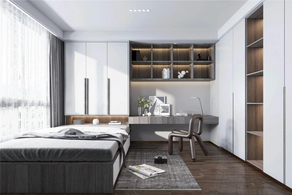 卧室榻榻米怎么装修设计