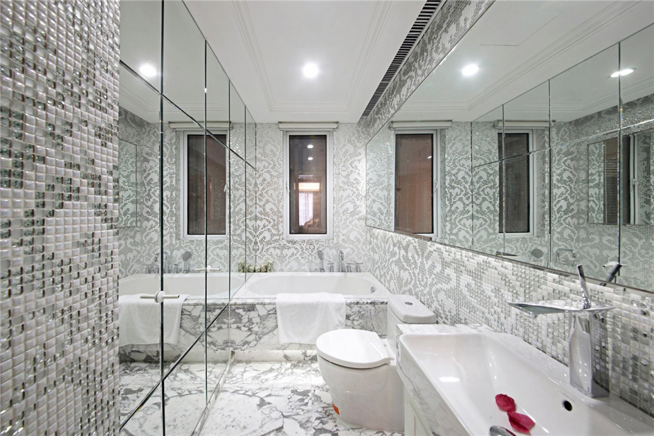 卫生间隔断玻璃选购技巧