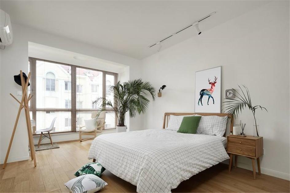 卧室地板装修